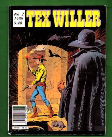 Tex Willer 2/89