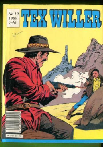 Tex Willer 10/89