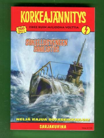 Korkeajännitys 2/16 - Sukellusveneen saalistus