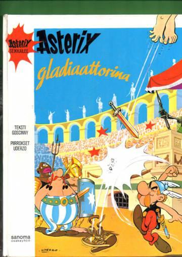 Asterix 2 - Asterix gladiaattorina (1.painos) KUNTO!!