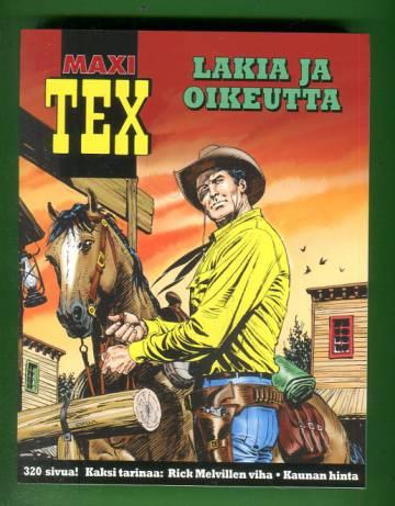 Maxi-Tex 31 - Lakia ja oikeutta