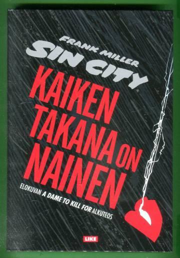 Sin City - Kaiken takana on nainen
