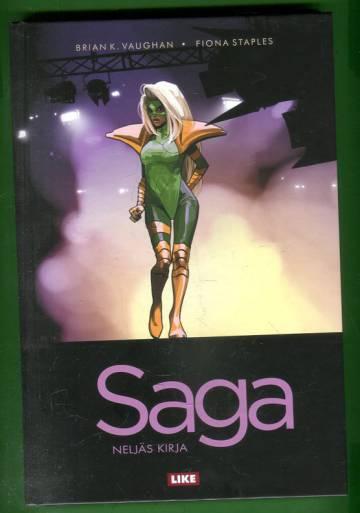 Saga - Neljäs kirja