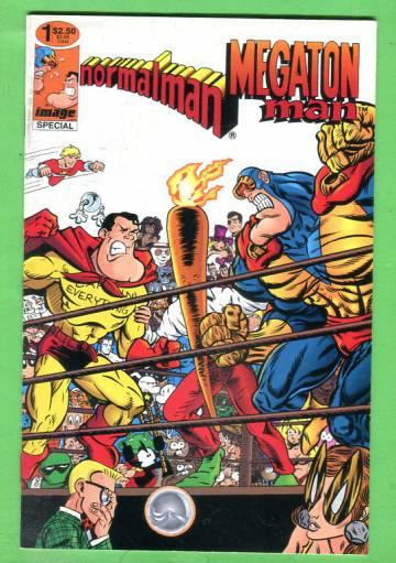 normalman - Megaton Man Special #1, August, 1994