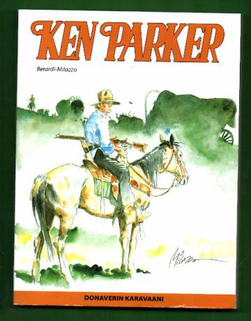 Ken Parker - Donaverin karavaani