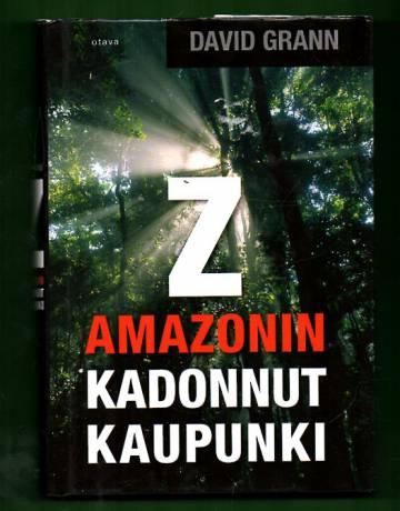 Z - Amazonin kadonnut kaupunki