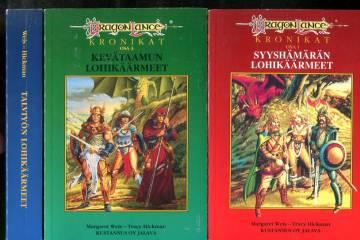 Kronikat-trilogia