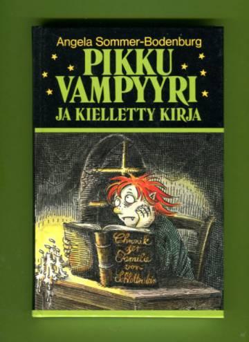 Pikku vampyyri ja kielletty kirja