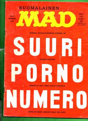 Suomalainen Mad 6/70