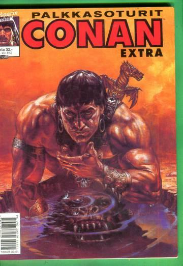 Conan-extra 1/00 - Palkkasoturit