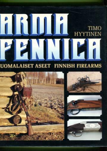 Arma fennica - suomalaiset käsiaseet
