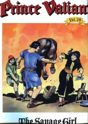 Prince Valiant Vol. 28: The Savage Girl