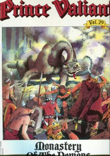 Prince Valiant Vol. 29: Monastery of the Demons