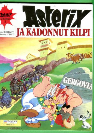 Asterix 15 - Asterix ja kadonnut kilpi