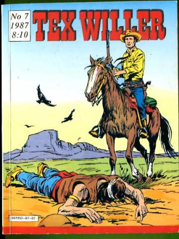 Tex Willer 7/87