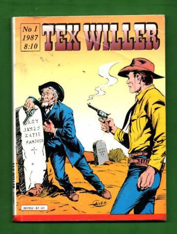 Tex Willer 1/87