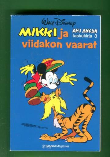 Aku Ankan taskukirja 2-3 - Aku Ankka ja Karhukopla & Mikki ja viidakon vaarat