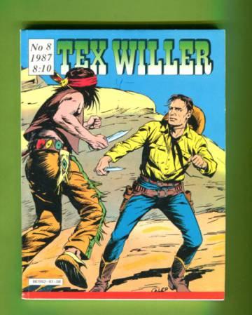 Tex Willer 8/87