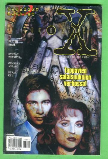 X-Files - Salaiset kansiot 4/96