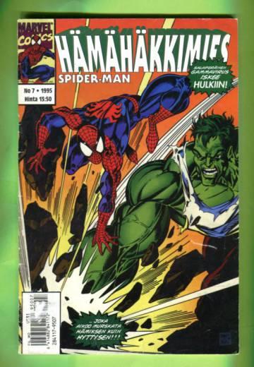 Hämähäkkimies 7/95 (Spider-Man)