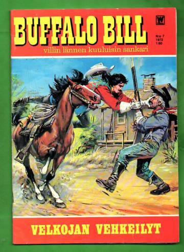 Buffalo Bill 7/72