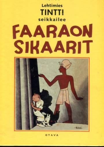 Lehtimies Tintti seikkailee - Faaraon sikaarit