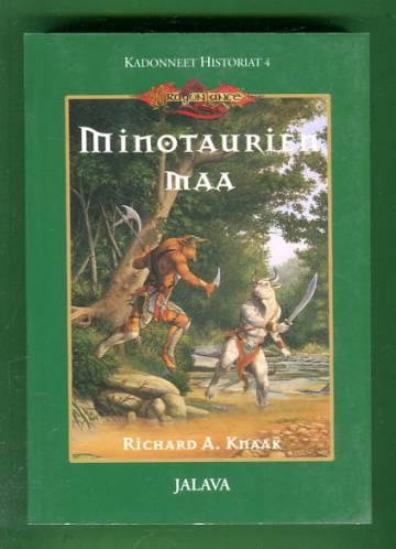 Kadonneet historiat 4 - Minotaurien maa