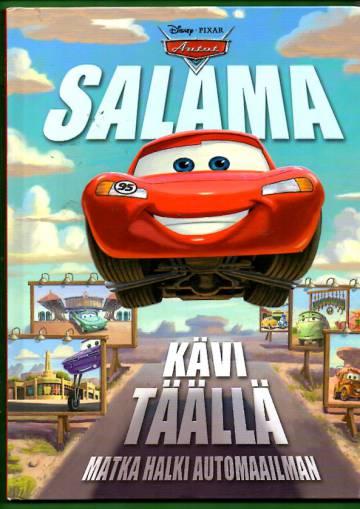 Autot - Salama kävi täällä: Matka halki automaailman