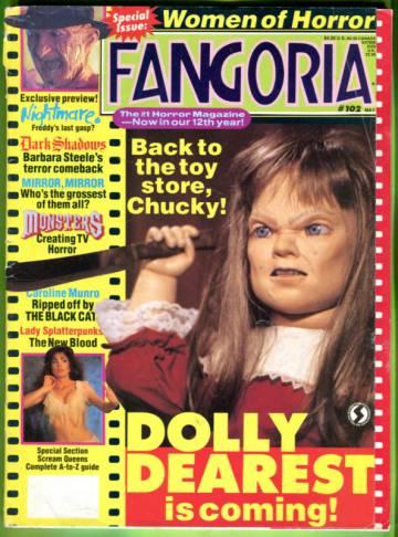 Fangoria #102 May 91