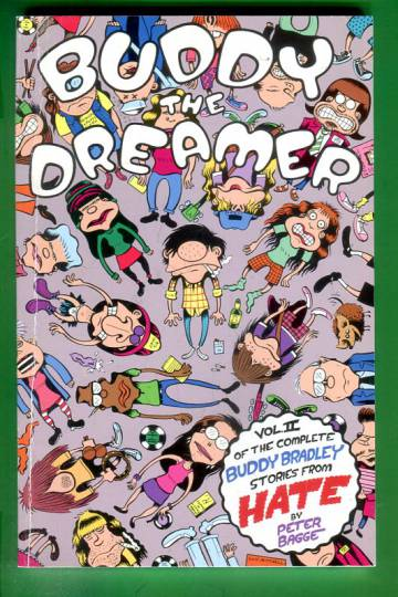 Buddy the Dreamer - a Hate collection by Peter Bagge