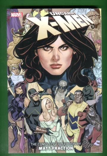 Uncanny X-Men -The Complete Collection by Matt Fraction Vol 3