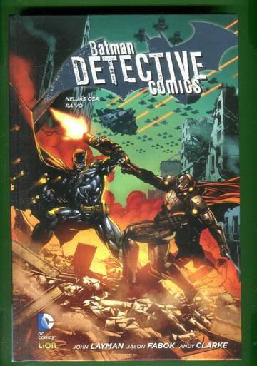 Batman: Detective Comics 4 - Raivo