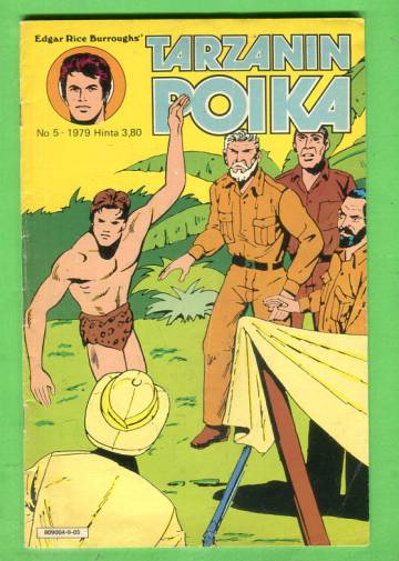 Tarzanin poika 5/79