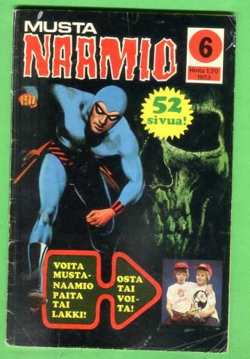 Mustanaamio 6/73