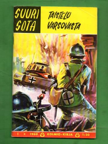 Suuri sota 1/69 - Taistelu Varsovasta
