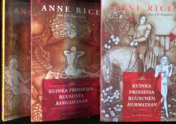 Prinsessa Ruusunen -trilogia