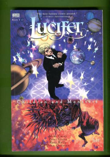 Lucifer Vol. 2 - Children and Monsters