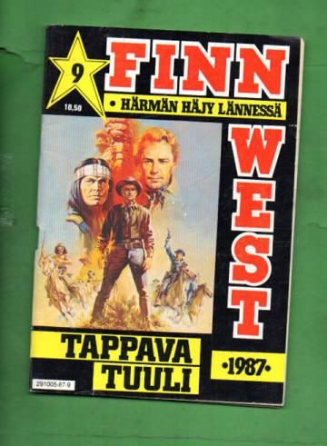 Finn West 9/87 - Tappava tuuli