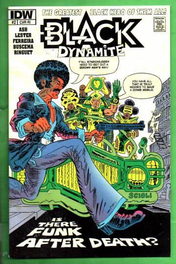 Black Dynamite #2 / Apr 14