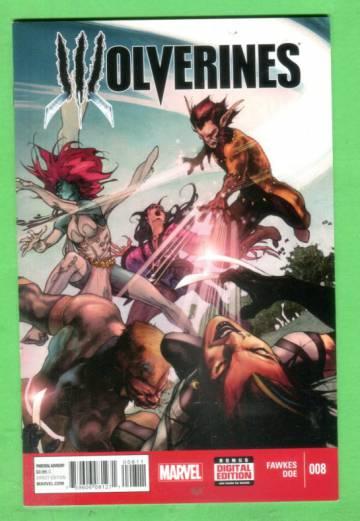 Wolverines #8 / Apr 15