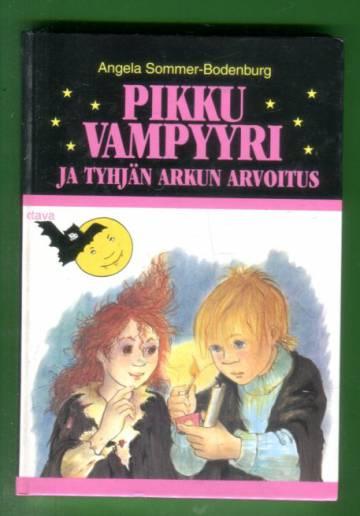 Pikku Vampyyri ja tyhjän arkun arvoitus