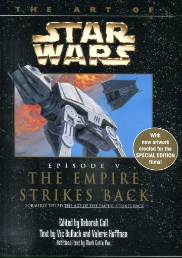 The Art of Star Wars - The Empire Strikes Back: Episode V