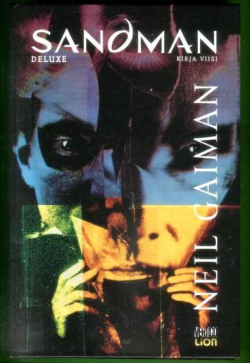 Sandman Deluxe -kirja 5 - Persoonapeli