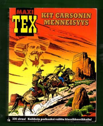 Maxi-Tex 32 - Kit Carsonin menneisyys
