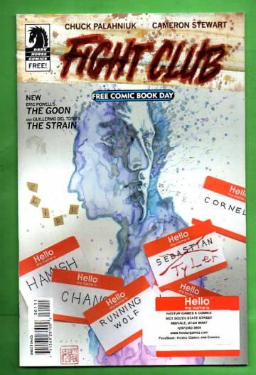 Free Comic Book Day 2015, May 2015
