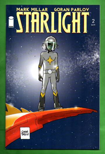 Starlight #2, April 2014