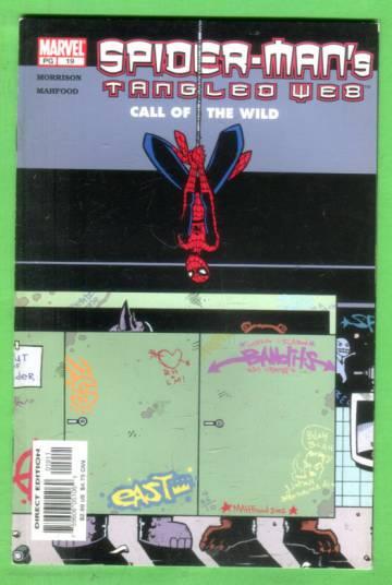 Spider Man's Tangled Web Vol. 1, No. 19 Dec 02