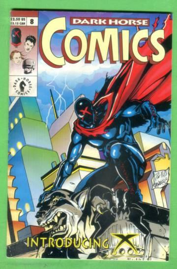 Dark Horse Comics #8, March 1993