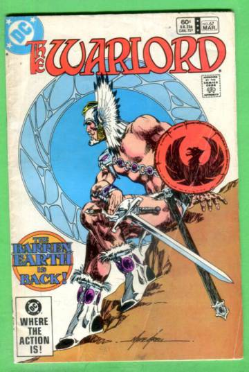 Warlord Vol. 8, No. 67, March 1983