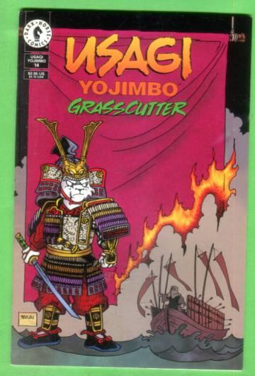 Usagi Yojimbo Vol 3 #14, September 1997